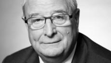 Philippe Tautou, président de la communauté d'agglomération des 2 Rives de Seine.