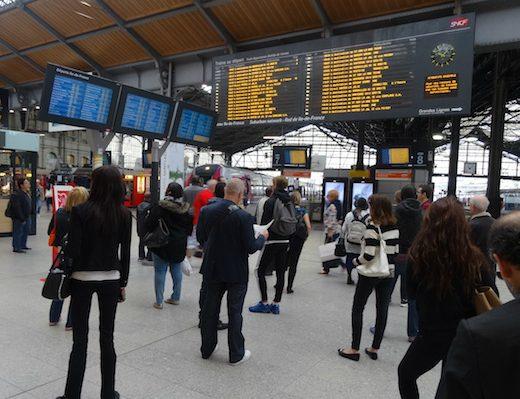 Le plan de transport normand mis à mal par les grèves de la SNCF et de Bombardier