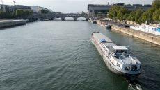 Seine, péniche, fluvial