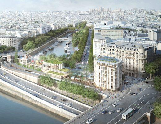 Réinventer la Seine : les soubresauts d'un appel à projets atypique