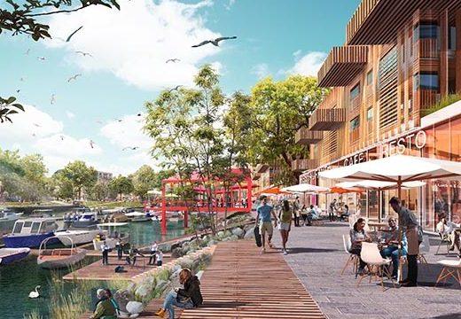 Nouvelle étape pour le projet Bords de Seine à Verneuil