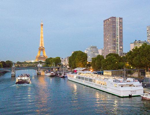 Paris lance une mission d'information sur la Seine